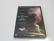 Andrew Lloyd Webber's The Phantom of the Opera (DVD, 2005, Full Frame)NEW Sealed