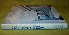 The 1960 Pillar - George Peabody College for Teachers Yearbook/Annual Nashville
