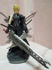 Final Fantasy 10th Anniv.Trading Arts Mini Cloud Strife Figure Ultra Mega Rare