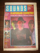 SOUNDS 1988 SEP 17 BON JOVI BIG COUNTRY U2 JULIAN COPE
