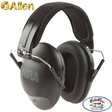 Allen Low Profile Shooting Muffs NRA Licensed 24dB #2330