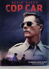 COP CAR (DVD, 2015) w/slip cover