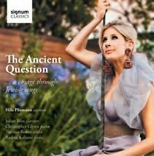 The Ancient Question... A voyage through Jewish songs (CD, Dec-2011, Signum...