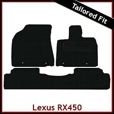 Lexus RX450 Tailored Fitted Carpet Car Mats (2009 2010 2011)
