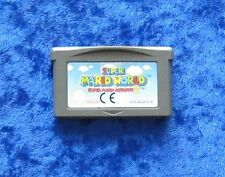 Super Mario World Super Mario Advance 2, Nintendo GameBoy Advance Spiel