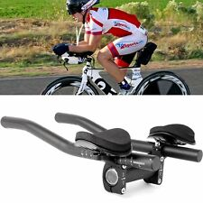 Carbon Road Bike Bicycle TT Time Trial/Triathlon Aero Bar rest Handlebar Aerobar