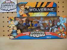 Marvel Super Hero Squad WOLVERINE Wave 1: BATTLING THE BROTHERHOOD Blob Iceman