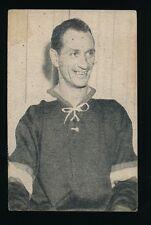 1952-53 St Lawrence Sales (QSHL) #78 ROGER BESSETTE (Sherbrooke)