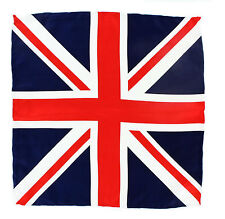 Michelsons UK - Union Jack Silk Pocket Square