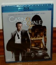 CASINO ROYALE-JAMES BOND OO7-BLU-RAY-NUEVO-NEW-PRECINTADO-SEALED-ACCION