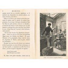 Mes AMIS et MOI par Albert CIM Popey/Ornain illustration FERDINANDUS et  SLOM 18