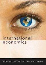International Economics by Alan M. Taylor and Robert C. Feenstra (2007,...