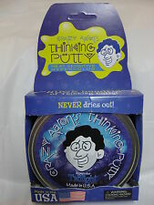 "TWILIGHT HYPERCOLOR Heat Sensitive Crazy Aaron's Thinking Putty New lg 4"" tin"