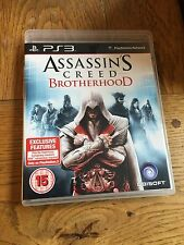 Assassin's Creed Brotherhood-PS3 (non scellé) NOUVEAU!