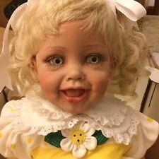 Oopsy Daisy Handcrafted Life Like Doll Fayzah Spanos 1998