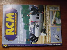 $$1 Revue RCM N°248 Plan encarte Baby Doll  P 51 Mustang  X-Treme  C-1A Trader