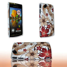 Design STRASS 1 TPU Back Cover per Cellulare Case per Sony Ericsson Xperia x12 Arc Arc S