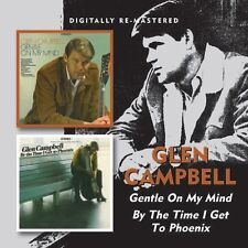 Glen Campbell - Gentle on My Mind / By the Time I Get to Phoenix [New CD] Rmst