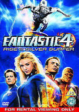 Fantastic Four - The Rise Of The Silver Surfer (DVD, 2007) Bonus Features