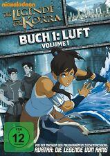 DVD *  DIE LEGENDE VON KORRA - BUCH 1 - LUFT - VOLUME 1  # NEU OVP =