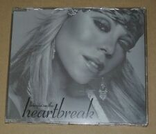 Mariah Carey ‎Bringin' On The Heartbreak EU Promo 2 Trks CD Single RARE Sealed