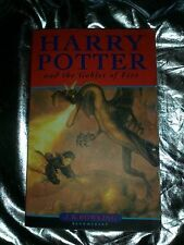 Harry Potter and the Goblet of Fire by J. K. Rowling ( 2000) SC 1to 20 count.