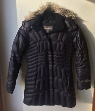 EDDIE BAUER WOMENS HIGH PASS DOWN WINTER JACKET COAT PARKA  XS EUC