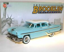 Brooklin BRK 197, 1955 Lincoln Capri 4-Door Sedan, weiß/türkis, 1/43 Limousine
