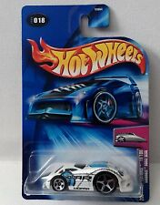 Hot Wheels 2004 FE 018 First Edition Hardnoze Dodge Neon White 5sp