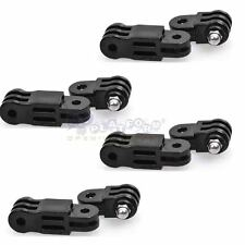 4Set Long & Short Straight Joint Adapter Mount For GoPro Hero 4 3+3 2 1 Camera