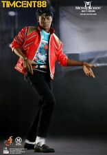 Ready! Hot Toys 1/6 Michael Jackson Beat It version Exclusive Figure
