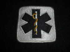 Vintage 1970's Star Of Life EMT EMS Fire Patch