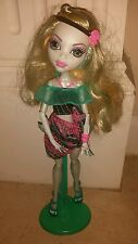 Monster High Skull Shores Lagoona Blue 2011 Doll