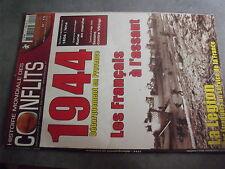 $$s Revue Histoire mondiale des conflits N°15 1944 Débarquement en Provence