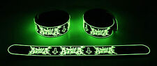 Attila NEW! Glow in the Dark Rubber Bracelet Wristband About That Life gg171