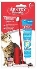 SENTRY Petrodex Dental Kit for Cats  Malt