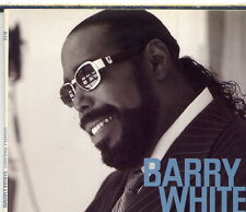 BARRY WHITE - rare CD Single - France - Promo