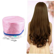 Electric Hair Thermal Treatment Beauty Steamer SPA Nourishing Hair Care Cap UR