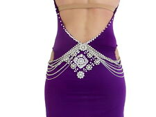 LATIN BALLROOM DRESS: Sexy Purple Latin Dance Costume
