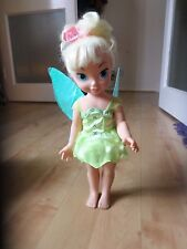 Doll   Figure Playmates  disney Tinker Bell 2002