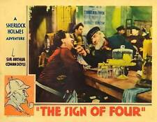 Sherlock Holmes and The Sign of Four - 1931 - Wontner Cutts - Vintage Film DVD
