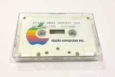 APPLE 1 30th ANNIVERSARY ASCII GRAPHICS DEMO CASSETTA REPLICA APPLE I JOBS WOZ