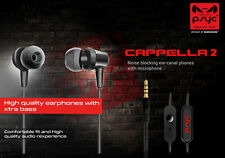 Sumvision Psyc Capella 2 High-Fidelity Noise Cancelling Earphones & Microphone