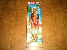 BARBIE -  CALI GIRL DOLL #C6461 - w/SURF STORY - 2003 - NEW - NRFB