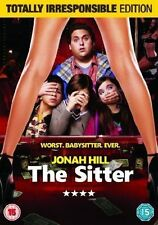 THE SITTER JONAH HILL TOTALLY IRRESPONSIBLE EDITION FOX UK 2012 REGION 2 DVD NEW