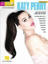 Pro Vocal Womens KATY PERRY Learn to Sing Firework ROAR SINGER Music Book & CD
