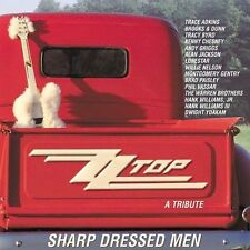 Sharp Dressed Men: A Tribute to ZZ Top by Various Artists (CD)