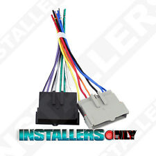 AFTERMARKET CAR STEREO/RADIO WIRING HARNESS, FORD 1770 WIRE ADAPTER/PLUG