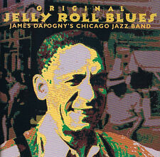 Original Jelly Roll Blues - James Dapogny´s Chicago Jazz Band ( 17 Track ) 1993