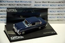 VOITURE OPEL COLLECTION N°96 OPEL REKORD PI 1957-1960 IXO EAGLE MOSS 1/43